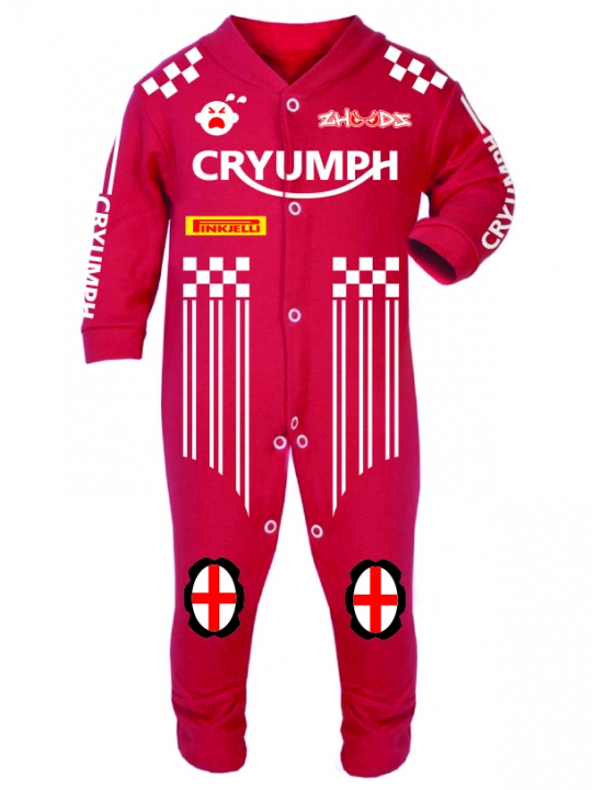 Cryumph red