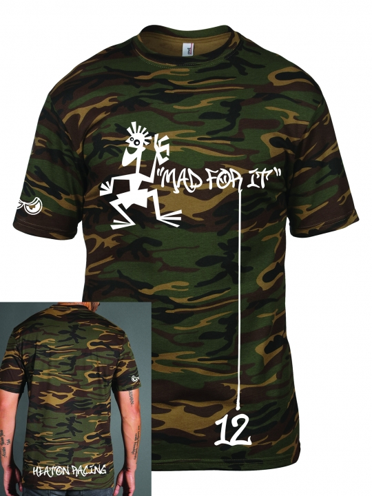 Mad for it camo