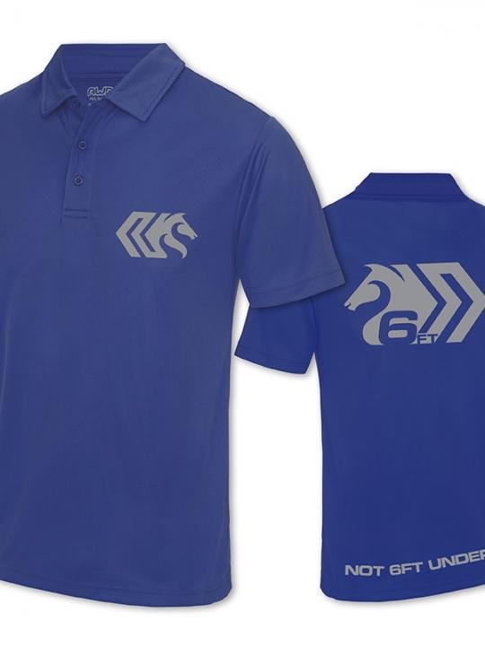 Blue Polos B2