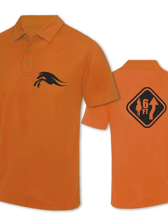 Orange Polos A