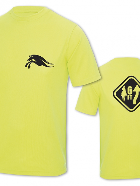 Yellow T-shirts A