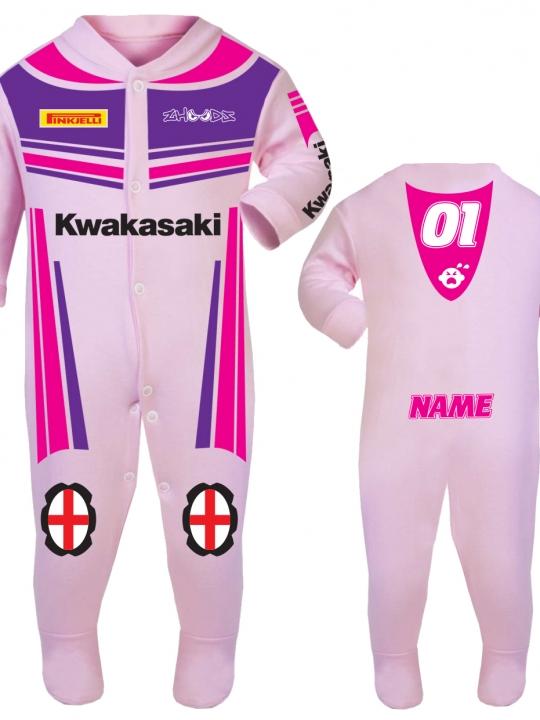 Kwaka pink