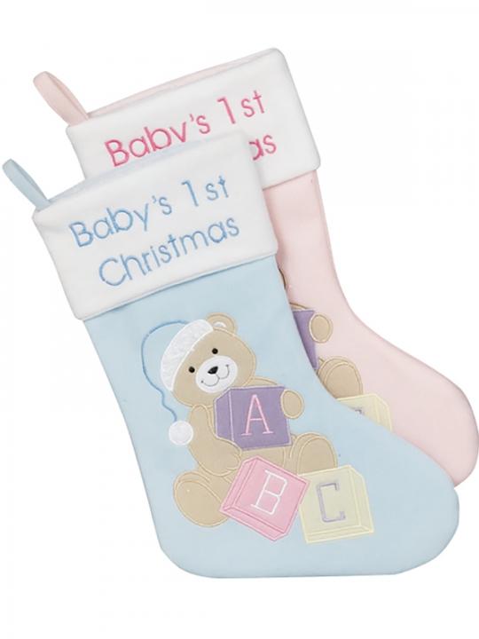 1st stocking