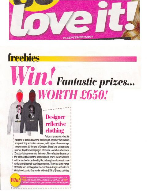 Love It Magazine, 25 September