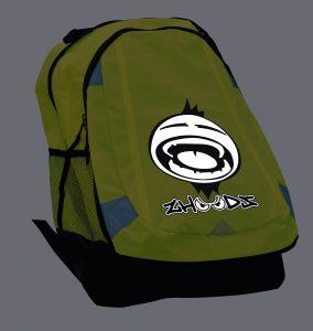 Zhoodz 'Shout' Rucksack - £18.95 www.zhoodz.co.uk (reflective at night)
