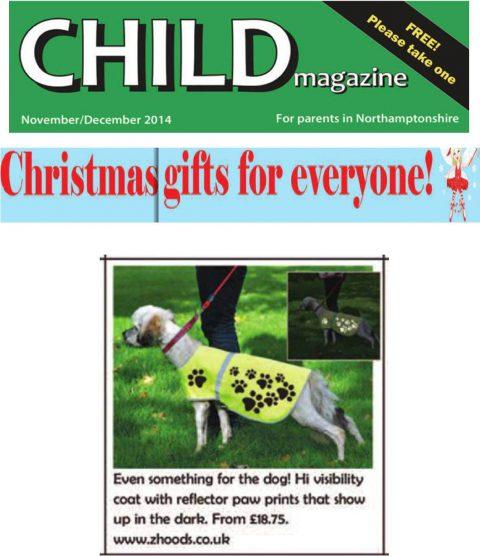 Child Magazine, November and December 2014