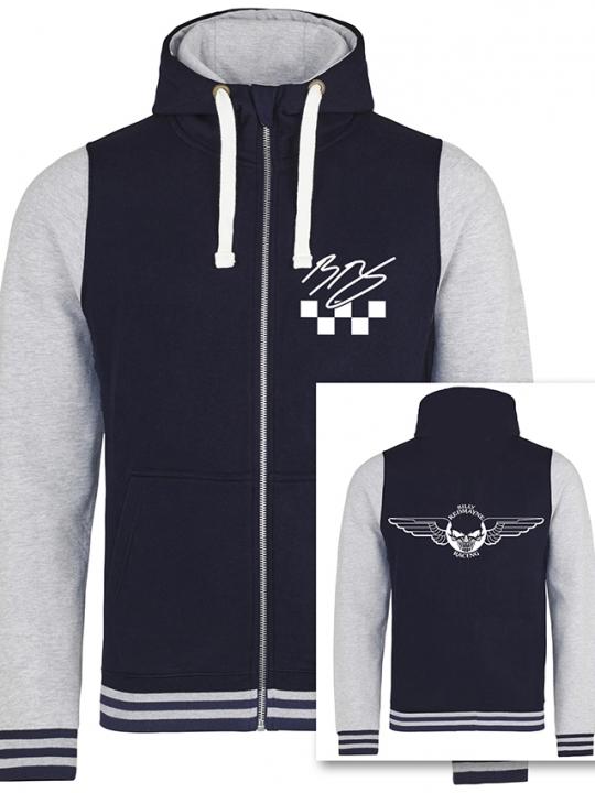 OxfordNavy hoodie