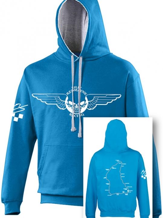 Sapphire hoodie