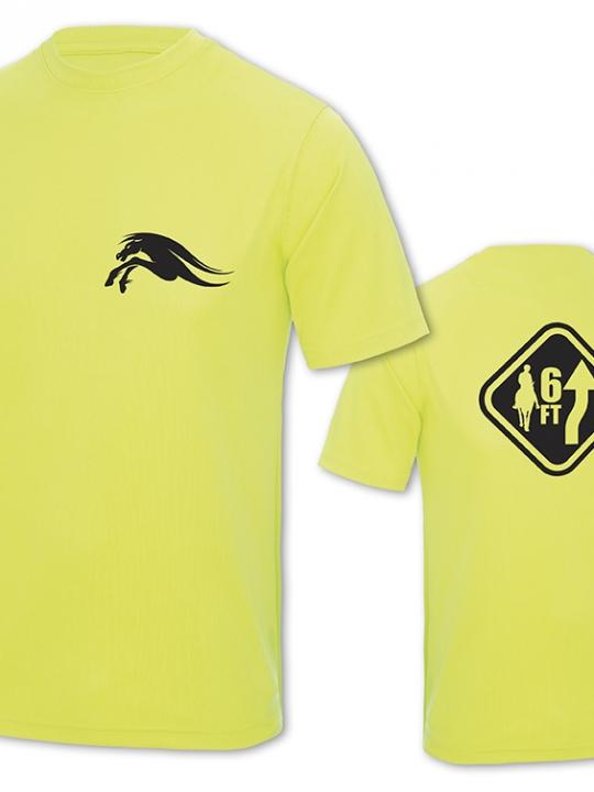 Yellow T-shirts A