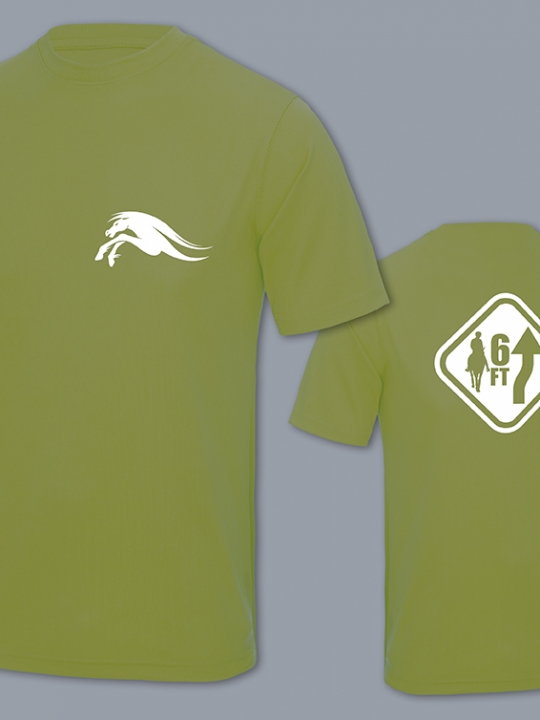 Yellow T-shirts Ad