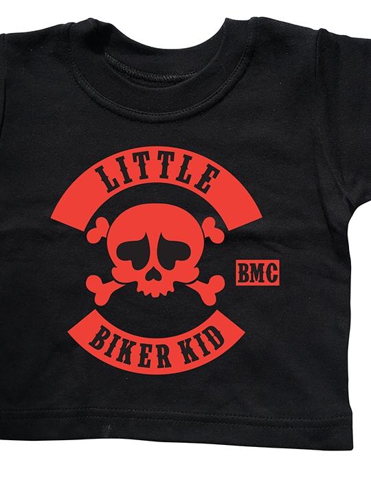 Little Biker Kid