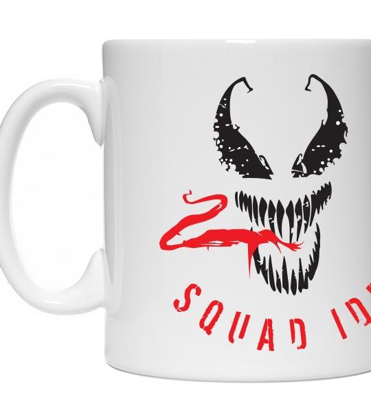 Squad mug